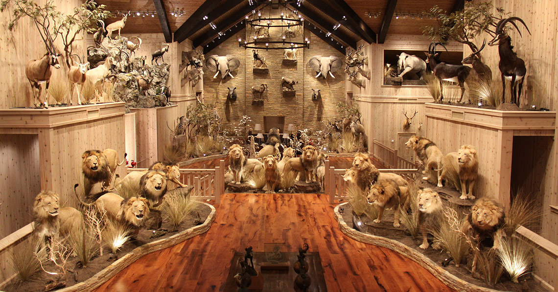 Conroetaxidermy World Class Taxidermist Mike Simpson